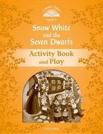 CT5 (2nd Edition) Snow White and the Seven Dwarfs Activity Book and Play ISBN: 9780194239592