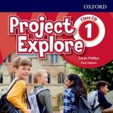 Project Explore 1 Class Audio CDs ISBN: 9780194255608