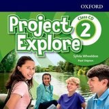 Project Explore 2 Class Audio CDs ISBN: 9780194255615