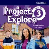 Project Explore 3 Class Audio CDs ISBN: 9780194255622