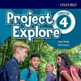 Project Explore 4 Class Audio CDs ISBN: 9780194255639