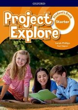Project Explore Starter Student's Book ISBN: 9780194255691