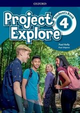 Project Explore 4 Student's Book ISBN: 9780194255738
