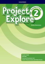 Project Explore 2 Teacher's Pack ISBN: 9780194256094