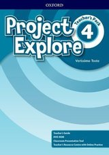 Project Explore 4 Teacher's Pack ISBN: 9780194256179