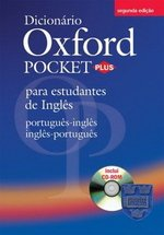 Dicionario Oxford Pocket Para Estudantes de Ingles, Portugues-Ingles / Ingles Portugues (2nd Edition) ISBN: 9780194301244