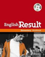 English Result Elementary Workbook with MultiROM ISBN: 9780194304948
