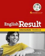English Result Intermediate Workbook without Answer Key with MultiROM ISBN: 9780194304962