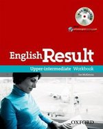English Result Upper Intermediate Workbook without Answer Booklet with MultiROM ISBN: 9780194304979