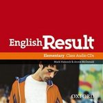 English Result Elementary Class Audio CDs (2) ISBN: 9780194305105