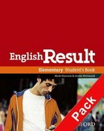 English Result Elementary Teacher's Resource Pack (DVD & Photocopiable Materials Book) ISBN: 9780194306591