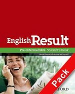 English Result Pre-Intermediate Teacher's Resource Pack (DVD & Photocopiable Materials Book) ISBN: 9780194306607