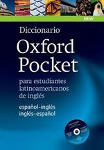 Diccionario Oxford Pocket Para Estudiantes Latinoamericanos de Ingles with CD-ROM ISBN: 9780194337335