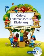Oxford Children's Picture Dictionary (2nd Edition) with Audio CD & eBook ISBN: 9780194340458