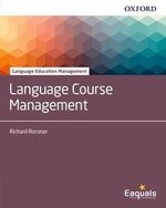 Language Course Management ISBN: 9780194403276