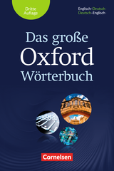 Das Grosse Oxford Woerterbuch (3rd Edition) with Exam Trainer ISBN: 9780194406062