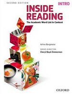 Inside Reading (2nd Edition) Intro (Beginner) Student's Book ISBN: 9780194416269