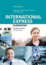 International Express (3rd Edition) Elementary Student Book with Pocket Book (without DVD-ROM) ISBN: 9780194418249