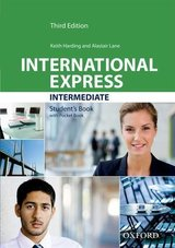 International Express (3rd Edition) Intermediate Student Book with Pocket Book (without DVD-ROM) ISBN: 9780194418256