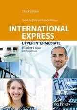 International Express (3rd Edition) Upper Intermediate Student Book with Pocket Book (without DVD-ROM) ISBN: 9780194418270