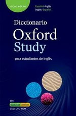 Diccionario Spanish Study (3rd Edition) with DVD-ROM ISBN: 9780194419413