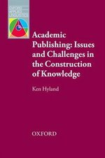 Academic Publishing: Issues and Challenges in Construction of Knowledge ISBN: 9780194423953