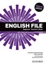 English File (3rd Edition) Beginner Teacher's Book with Test & Assessment CD-ROM ISBN: 9780194501507