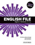 English File (3rd Edition) Beginner Workbook with Answer Key ISBN: 9780194501613