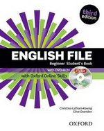 English File (3rd Edition) Beginner Student's Book with iTutor CD-ROM & Online Skills Practice ISBN: 9780194501811