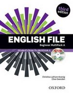 English File (3rd Edition) Beginner MultiPACK A ISBN: 9780194501897