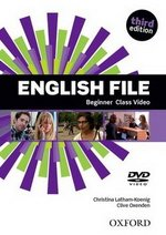 English File (3rd Edition) Beginner Class DVD ISBN: 9780194501958