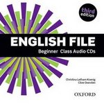 English File (3rd Edition) Beginner Class Audio CDs (4) ISBN: 9780194501965
