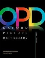 Oxford Picture Dictionary (3rd Edition) Teachers Resource Centre Internet Access Card ISBN: 9780194505352