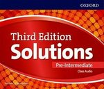 Solutions (3rd Edition) Pre-Intermediate Class Audio CDs ISBN: 9780194510677