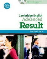 Cambridge English: Advanced (CAE) Result Teacher's Book with DVD ISBN: 9780194512428