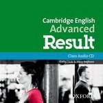 Cambridge English: Advanced (CAE) Result Class Audio CDs / MP3 ISBN: 9780194512558