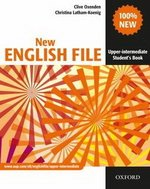 New English File Upper Intermediate Student\'s Book