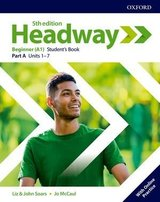 Headway (5th Edition) Beginner Multipack A with Student's Resource Centre ISBN: 9780194523950