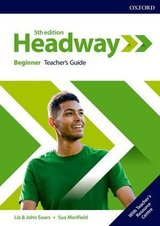 Headway (5th Edition) Beginner Teacher's Book with Teacher's Resource Centre ISBN: 9780194524032