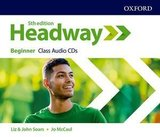 Headway (5th Edition) Beginner Class Audio CDs ISBN: 9780194524100