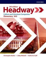 Headway (5th Edition) Elementary Culture & Literature Companion ISBN: 9780194524360