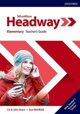 Headway (5th Edition) Elementary Teacher's Book with Teacher's Resource Centre ISBN: 9780194524438