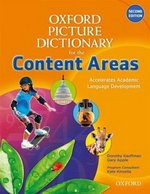 The Oxford Picture Dictionary for the Content Areas (2nd Edition) Monolingual Dictionary ISBN: 9780194525008