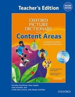 The Oxford Picture Dictionary for the Content Areas (2nd Edition) Teacher's Book with CD ISBN: 9780194525459