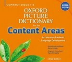 The Oxford Picture Dictionary for the Content Areas (2nd Edition) Class Audio CDs (5) ISBN: 9780194525565