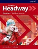 Headway (5th Edition) Elementary Workbook without Key ISBN: 9780194527675