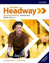 Headway (5th Edition) Pre-Intermediate Multipack A with Student's Resource Centre ISBN: 9780194527736