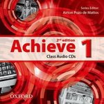 Achieve (2nd Edition) 1 Class CD (2) ISBN: 9780194556323