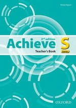 Achieve (2nd Edition) Starter Teacher's Book ISBN: 9780194556484
