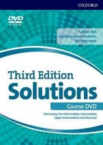 Solutions (3rd Edition) Elementary - Advanced (All Levels) DVD ISBN: 9780194561822